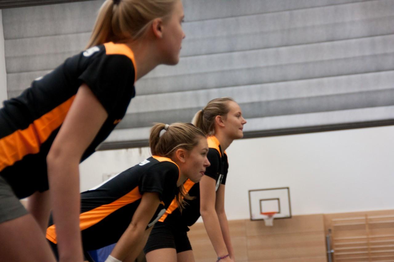 Weibliche U20 qualifiziert sich für die Kreismeisterschaften