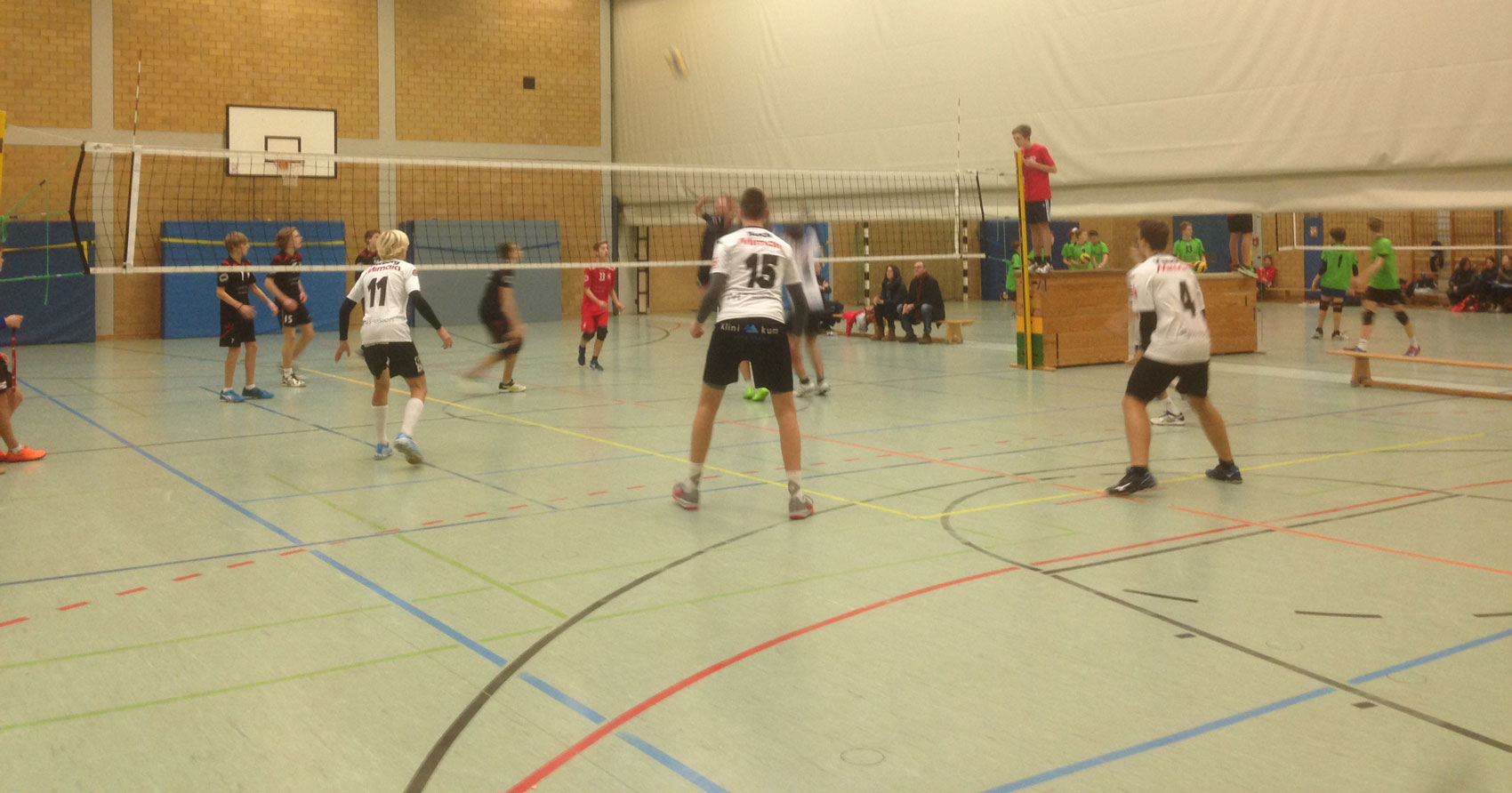 U18 qualifiziert sich zur Oberbayrischen Meisterschaft