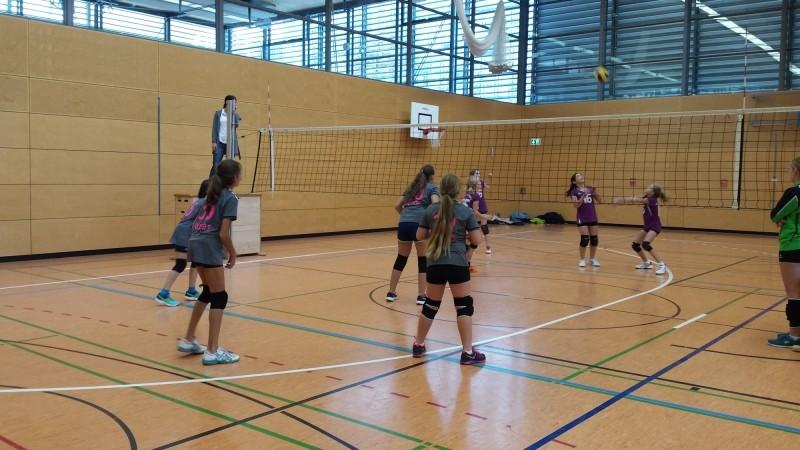 Letzter Spieltag U14w – Tabellenplatz 3