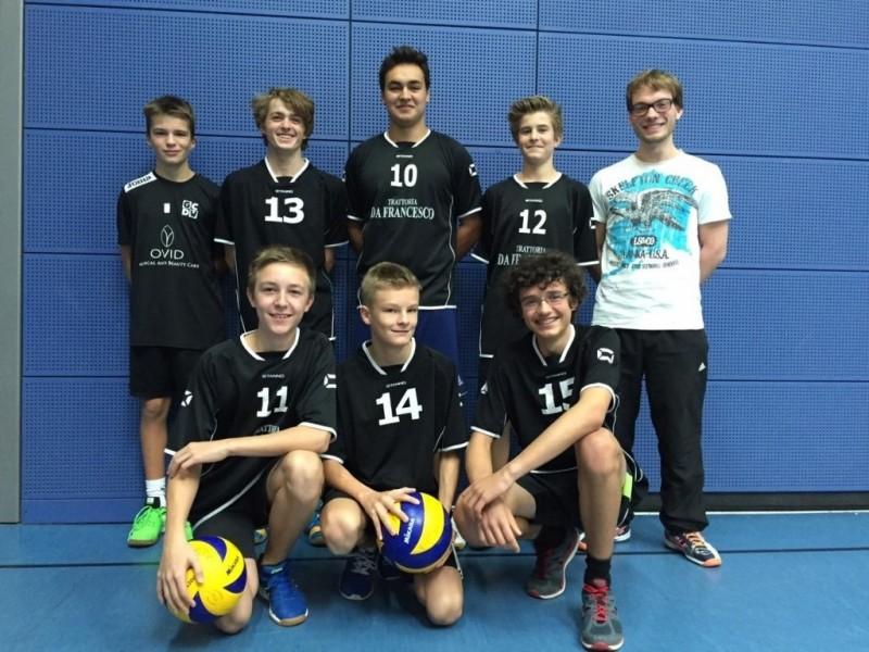 Durchwachsener Saisonstart für die U18 Männer