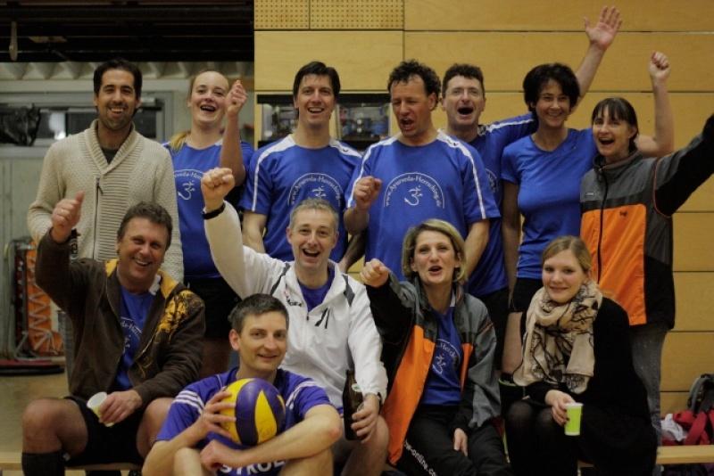 Geschafft: Mixed-Mannschaft steigt vorzeitig auf